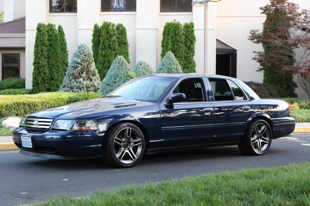 Dallas's 2004 Crown Victoria - This Isn't Your Grandpa's Grocery Getter