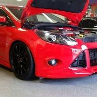 2012 Ford Focus SE Sedan - The Red Devil by RDC